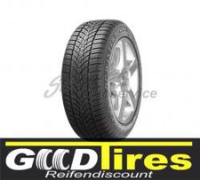 Dunlop SP Winter Sport 4D 255/55 R18 109H