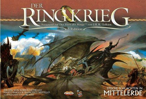 Heidelberger Spieleverlag Der Ringkrieg 2. Edition