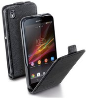 Cellular Line Kunstledertasche (Sony Xperia Z1)