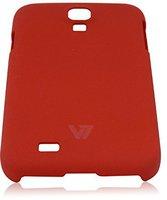 V7 Metro Schutzhülle rot (Samsung Galaxy S4)