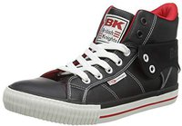 British Knights Roco black/red