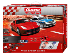 Carrera Digital 143 High Speed Chase (40024)