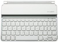 Logitech Ultrathin Keyboard Cover for iPad mini white FR