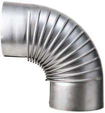 Muldenthaler Bogen gerippt 90° ohne Reinigungsöffnung FAL Ø 110 mm (2BG-90110)