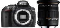 Nikon D5300 Kit 17-50 mm [Sigma]