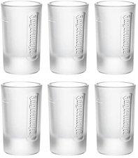 Jägermeister Shotglas 20 ml 6er-Set
