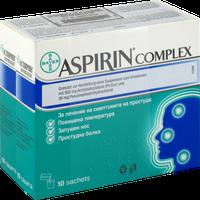 EMRA-MED Aspirin Complex Btl.m. Gran.z.Herst.e.Susp.z.Einn. (20 Stk.)