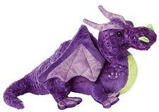 Douglas Cuddle Toys Drache Thunder Bolt violett 28 cm
