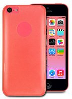 Puro Crystal Cover rosa (iPhone 5C)
