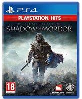 Mittelerde: Mordors Schatten (PS4)