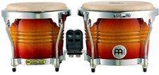 """Meinl Freeride FWB200 Wood Bongos Aztec Red Fade 6 3/4 """" & 8 """""""