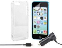 XQISIT Starter Set für Apple iPhone 5C