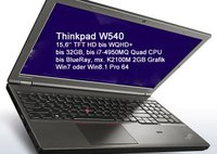 Lenovo ThinkPad W540 (20BG001C)