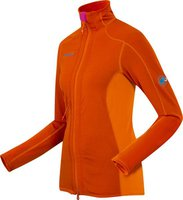 Mammut Schneefeld Jacket Women Orange