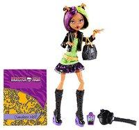 Mattel Monster High New Scaremester Clawdeen Wolf