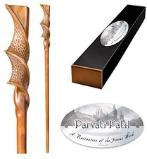 The Noble Collection Harry Potter Zauberstab (Charakter Edition) - Parvati Patil