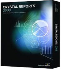 Business Objects Crystal Reports 2008 Upgrade (DE) (Win)