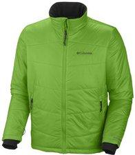 Columbia Shimmer Me III Jacket Men Cyber Green
