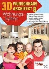 BHV 3D Wunschhaus Architekt 8 Wohnungsedition (DE) (Win)