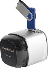 Technaxx MusicMan Makro Bluetooth Soundstation NFC-X6 silber
