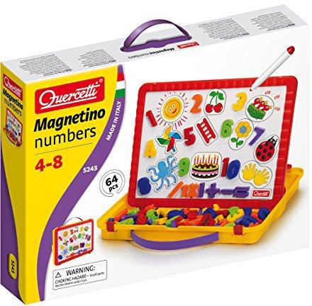 Quercetti Magnettafel Magnetino Mathematik