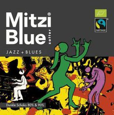 Zotter Mitzi Blue Jazz & Blues (65g)