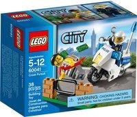 LEGO City - Gaunerverfolgung (60041)