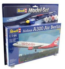 Revell Airbus A320 AirBerlin (64861)