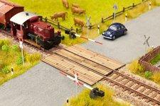 Noch Laser-Cut minis - Bahnübergang Holzbohlen (14305)