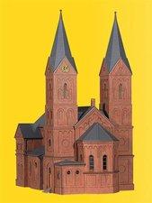 Kibri Romanische Stadtkirche in Jakobwüllesheim (39760)