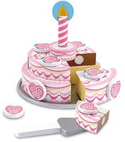Melissa & Doug 4069 Triple-Layer Party Cake
