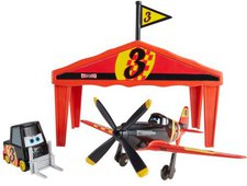 Mattel Planes - Dusty Crophopper Pit Row Gift Pack (Y5736)
