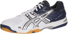 Asics Gel-Rocket 6 white / lightning / dark blue