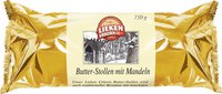 Lieken Urkorn Butter-Stollen mit Mandeln (750g)