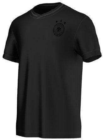 Adidas DFB Black Tee