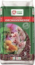 Green Tower Orchideen-Erde 5 Liter