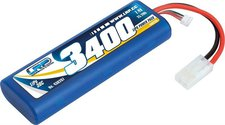 LRP Electronic LiPo Akku Power Pack 3400mAh 7.4V 30C Stickpack Hardcase (430207)