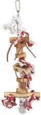 Trixie Holzspielzeug mit Lederband (30 cm)