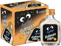 Kleiner Feigling Fancy Flavours Erdnuss Flips 6 x 0,02l 20%