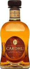 Cardhu 21 Jahre 0,7l 54,2%