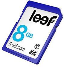 Leef SDHC 8GB Class 10 (LFSDC-00810AU)