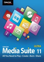 CyberLink Media Suite 11 Ultra (DE)