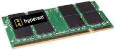 Hypertec Hyperam 1GB SO-DIMM DDR PC2700 (HYS1276481GB)