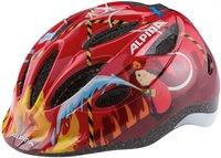 Alpina Eyewear Gamma 2.0 rot Feuerwehr
