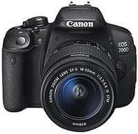 Canon EOS 700D Kit 18-55 mm + 55-250 mm (Canon IS STM)