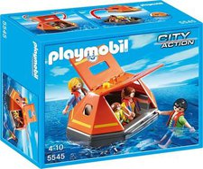 Playmobil City Action - Rettungsinsel (5545)