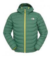The North Face Men's Imbabura Hoodie Jacket Nottingham Green