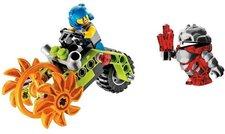 LEGO 8956 Power Miners Schachtgräber