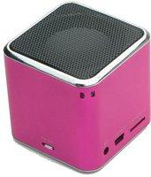 Denver SP-6 Mini Lautsprecher pink