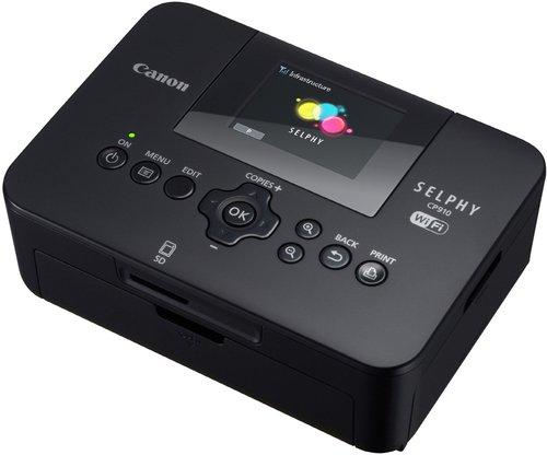 Canon SELPHY CP910 schwarz
